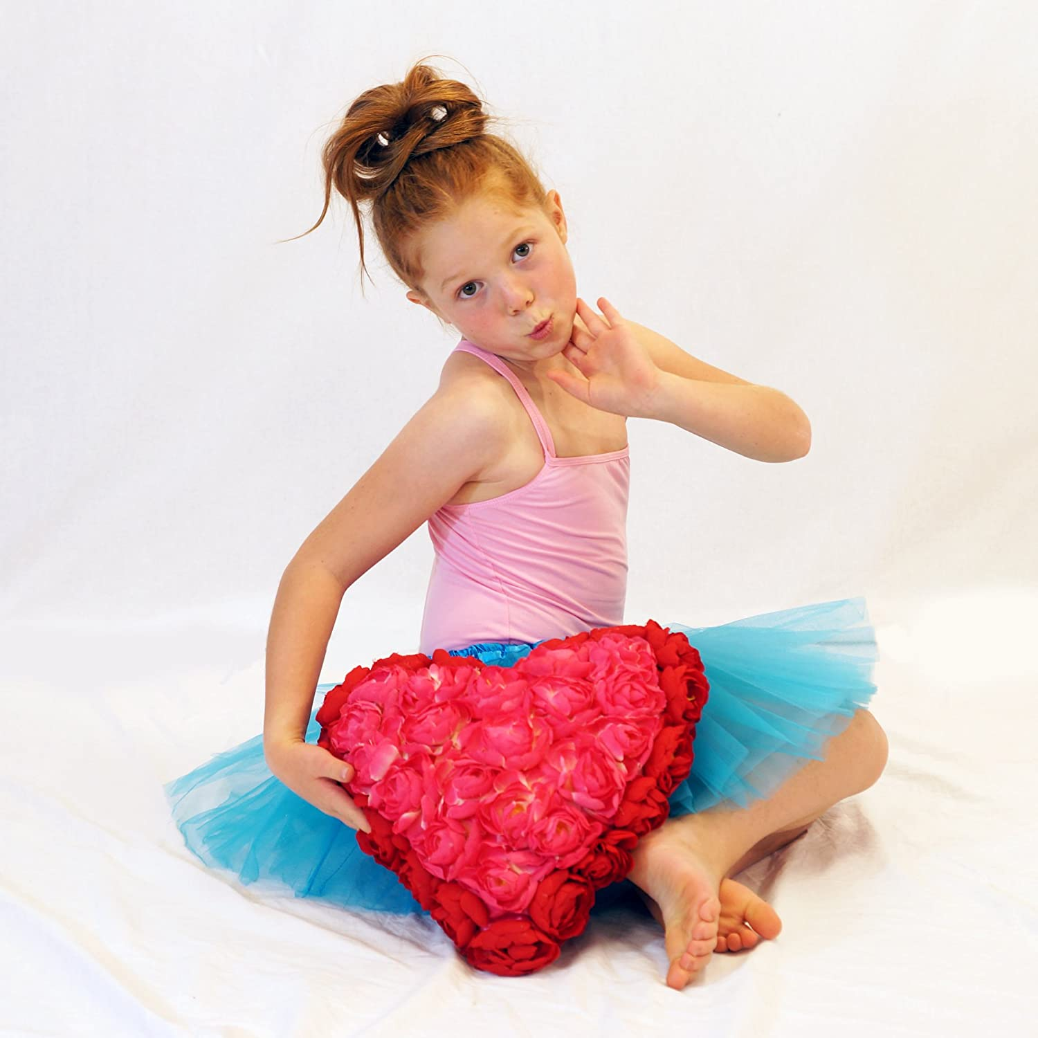 Hairbows Unlimited Girls Dance Tutu Skirt for Dress Up /& Fairy Costumes