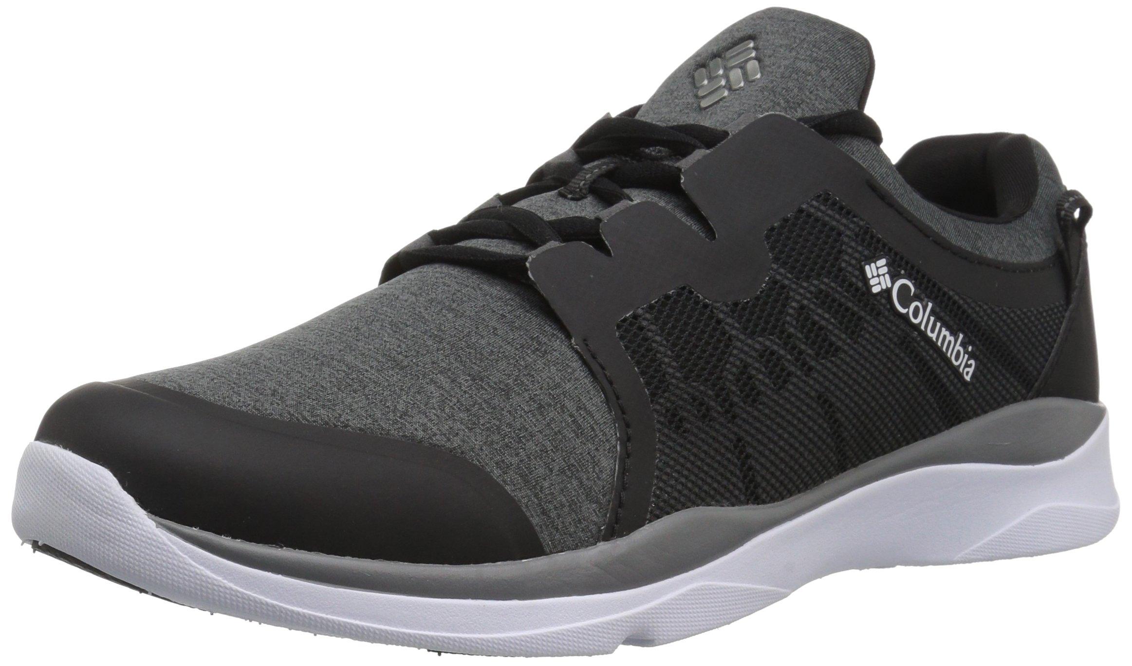 Columbia Women's ATS Trail LF92 Sneaker, Titanium MHW, White, 8.5 Regular US