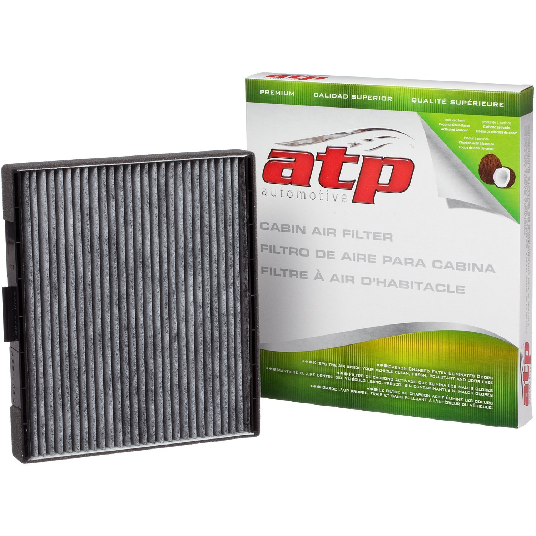 Amazon com atp automotive ra 57 carbon activated premium cabin air filter automotive