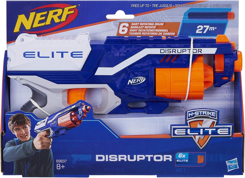 Nerf Lanzador Elite Disruptor