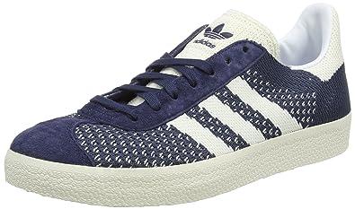 adidas Originals Gazelle Primeknit Sneaker Schwarz