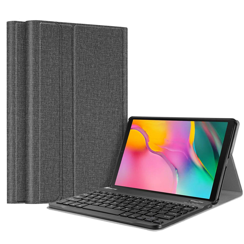 Funda Con Teclado Samsung Galaxy Tab A 10.1 2019 T510 T515 G