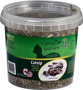 Multipet Catnip Garden Tub Toy