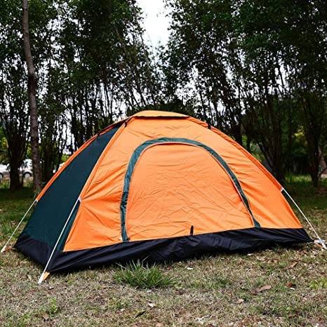 Camping Tent,Automatic Waterproof