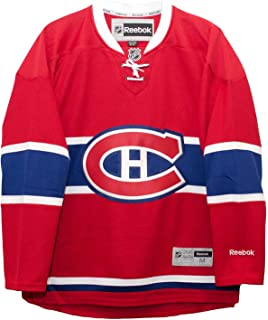 0f66463c8 Amazon.com   adidas Montreal Canadiens NHL Men s Climalite Authentic ...