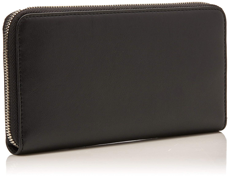 Lacoste - Nf2589ir, Carteras Mujer, Negro (Black), 2.5x10x19 cm (W x H L): Amazon.es: Zapatos y complementos