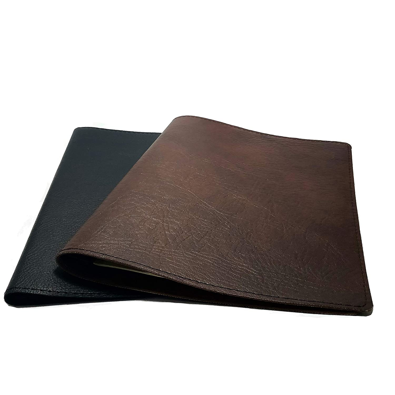 Soft Leather Menu Cover 10-Pack Black