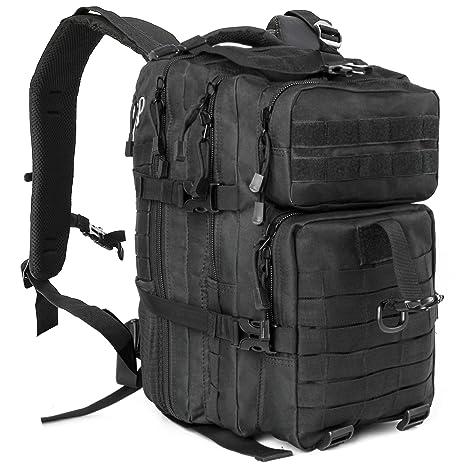 b092248e28 Amazon.com   ICCKER Tactical Backpack Military