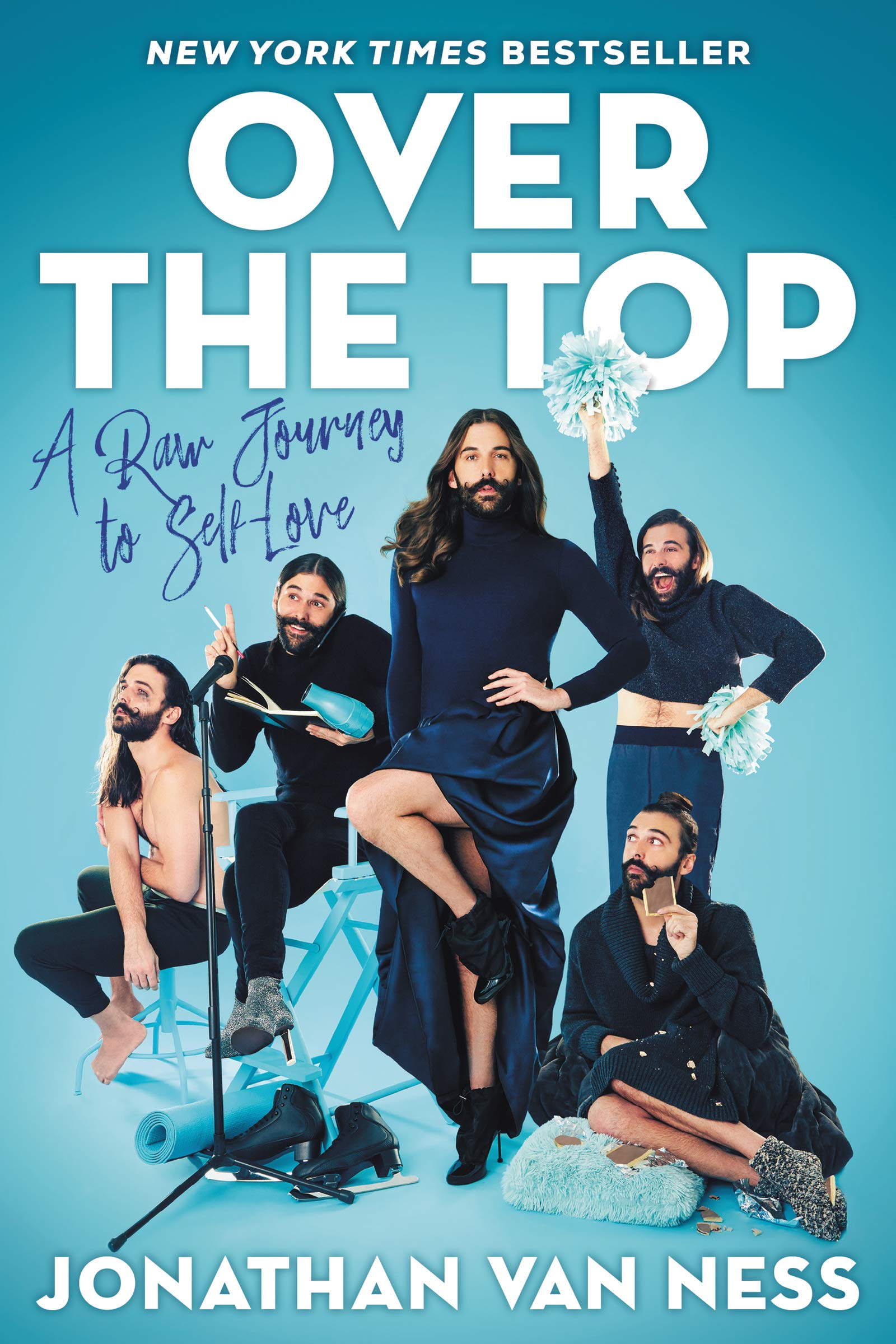 Image result for over the top jonathan van ness