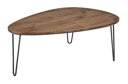 Triangle Coffee Table Wood.Ashley Furniture Signature Design Courager Contemporary Triangle Cocktail Table Brown Black