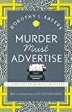 Murder Must Advertise: Lord Peter Wimsey Book 10 (Lord Peter Wimsey Mysteries)