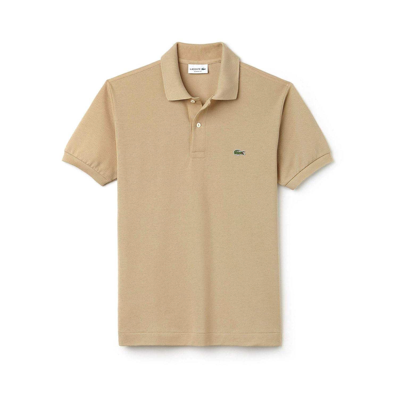 c883ce78d5 Lacoste - L1212 - Polo - Coupe droite - Manches courtes - Homme: Lacoste:  Amazon.fr: Vêtements et accessoires