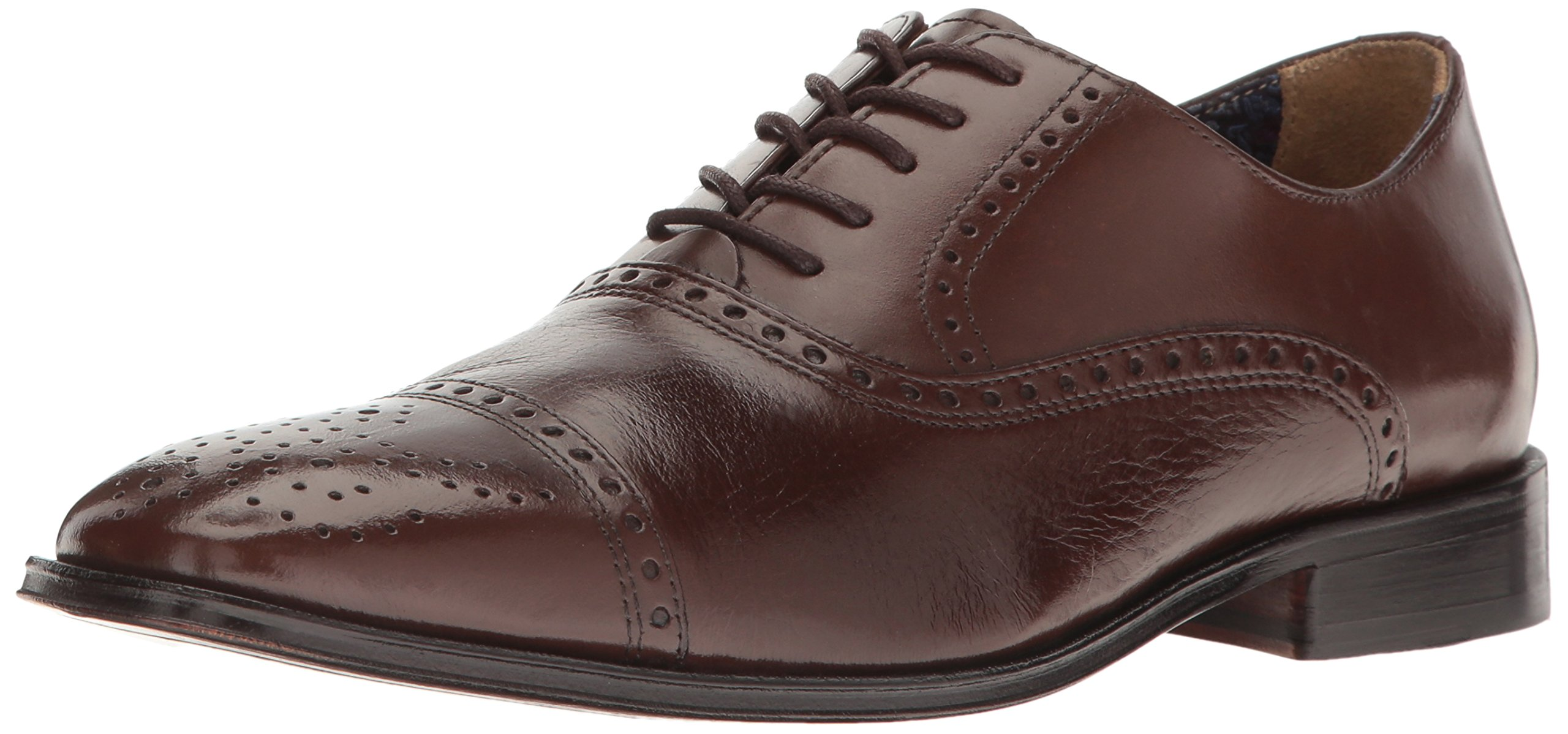 Florsheim Men's Otavio Cap-Toe Oxford,Brown,8 D