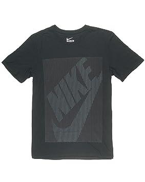 Nike TEE-COLOR SHIFT FUTURA - T-shirt for Men, Size M, Colour Black ... 21b53869c6