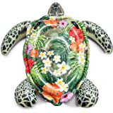 "Intex Realistic Print Sea Turtle Inflatable, 75"" X 67"", for Ages 3+"