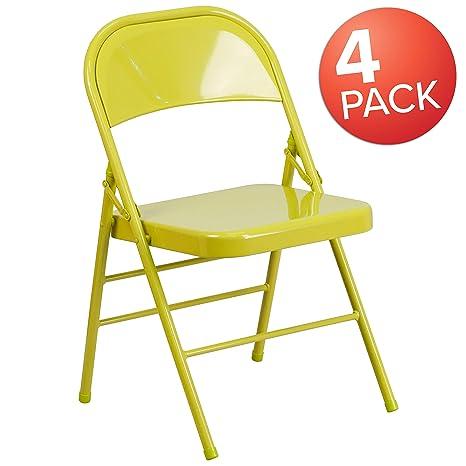 Amazon.com: Flash Furniture Hercules Serie Triple - Silla ...