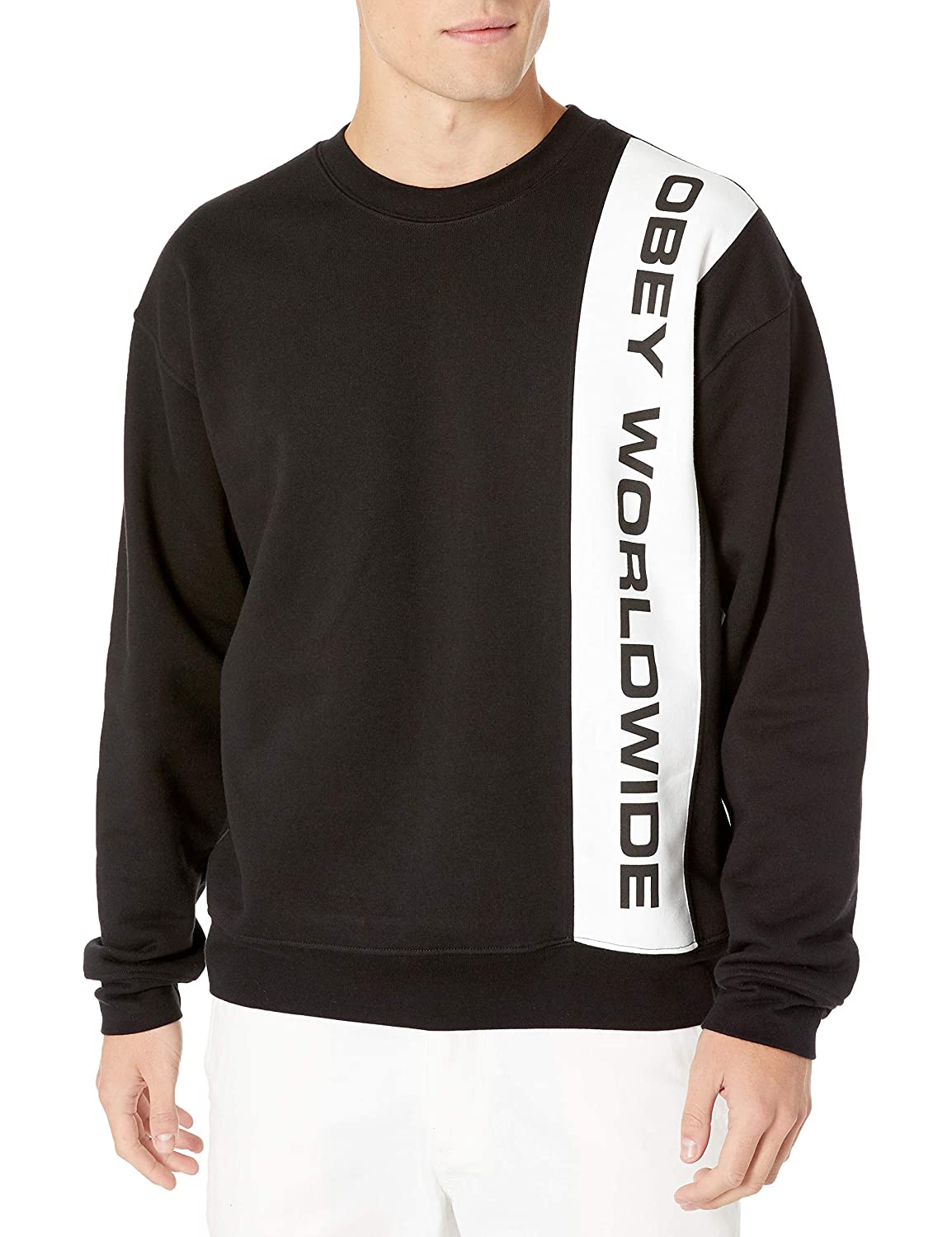 Obey Mens Melody Crew