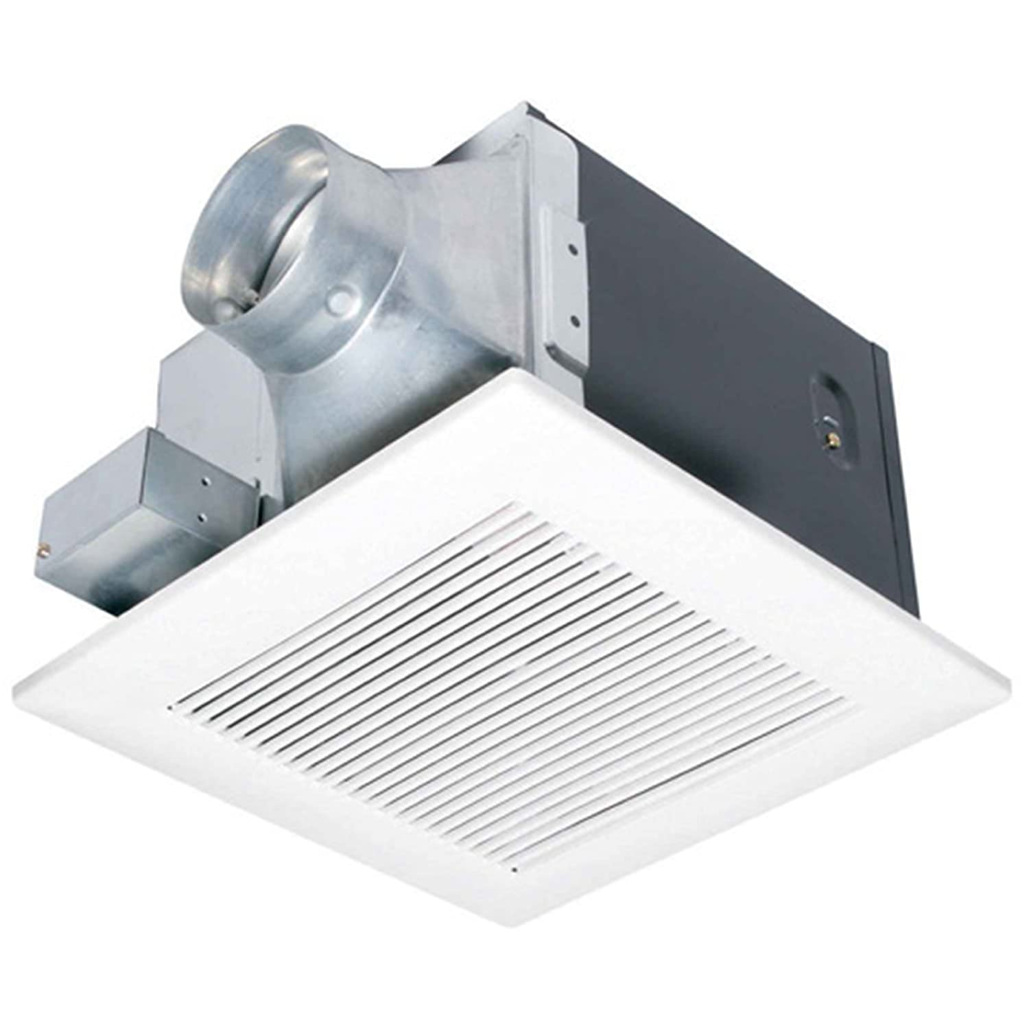 Panasonic FVVK WhisperGreen CFM Standard Ceiling Mounted - Panasonic bathroom ventilation fan