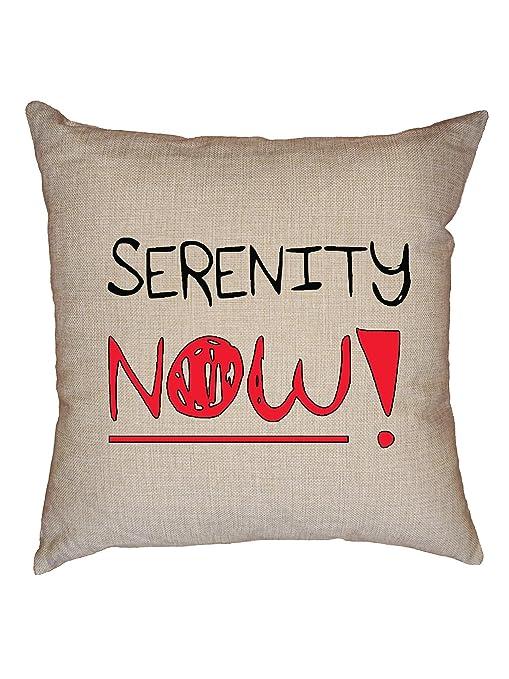 Amazon.com: Hollywood Thread Serenity Now! - Large Font ...
