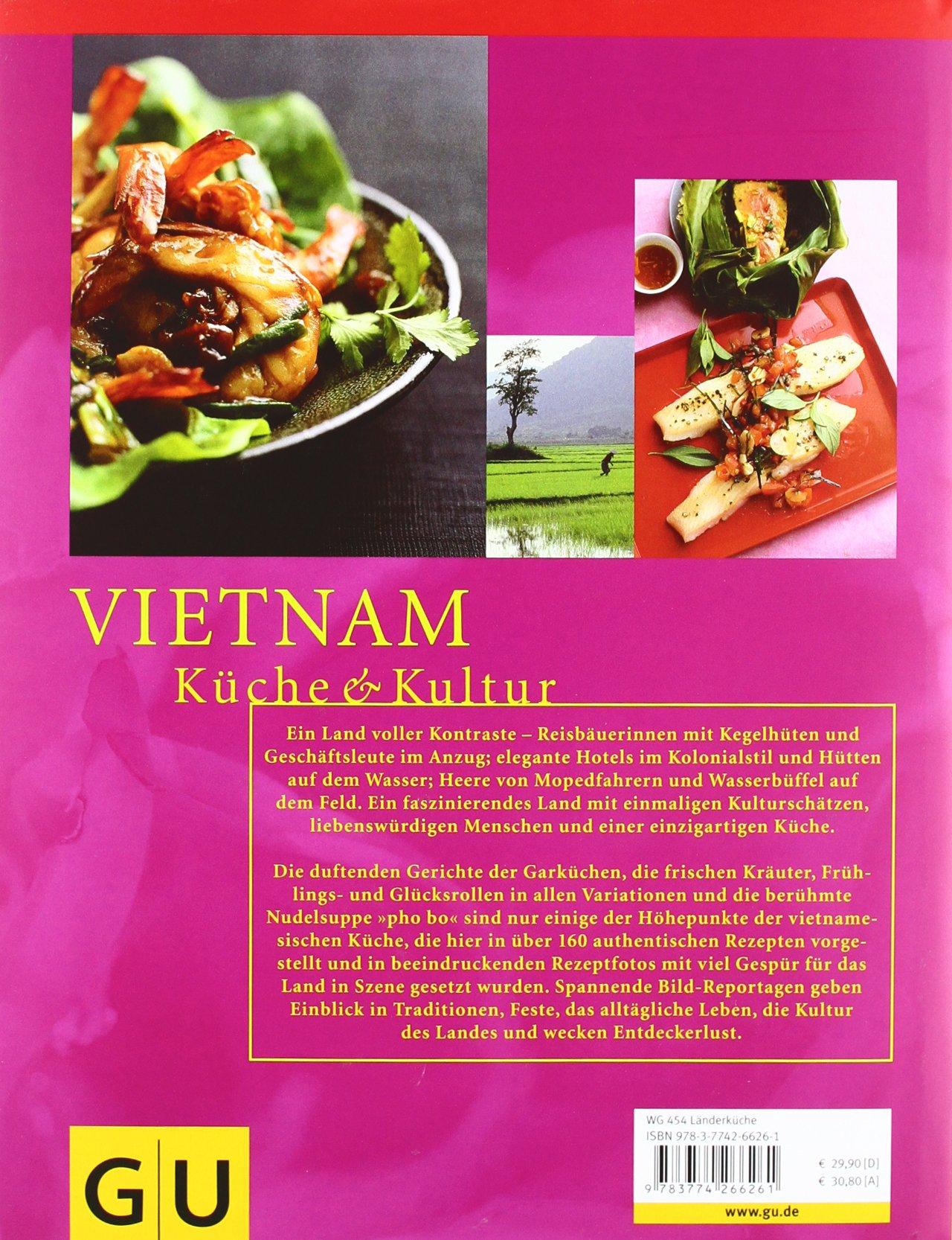 Vietnam (GU Für Die Sinne): Amazon.de: Susanna Bingemer, Hans Gerlach:  Bücher
