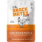 Snack Mates by The New Primal Free-Range Chicken MINI Sticks, High Protein and Low Sugar Kids Snack, Certified Paleo, Certifi