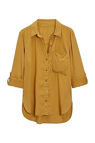 next Mujer Camisa Tencel®