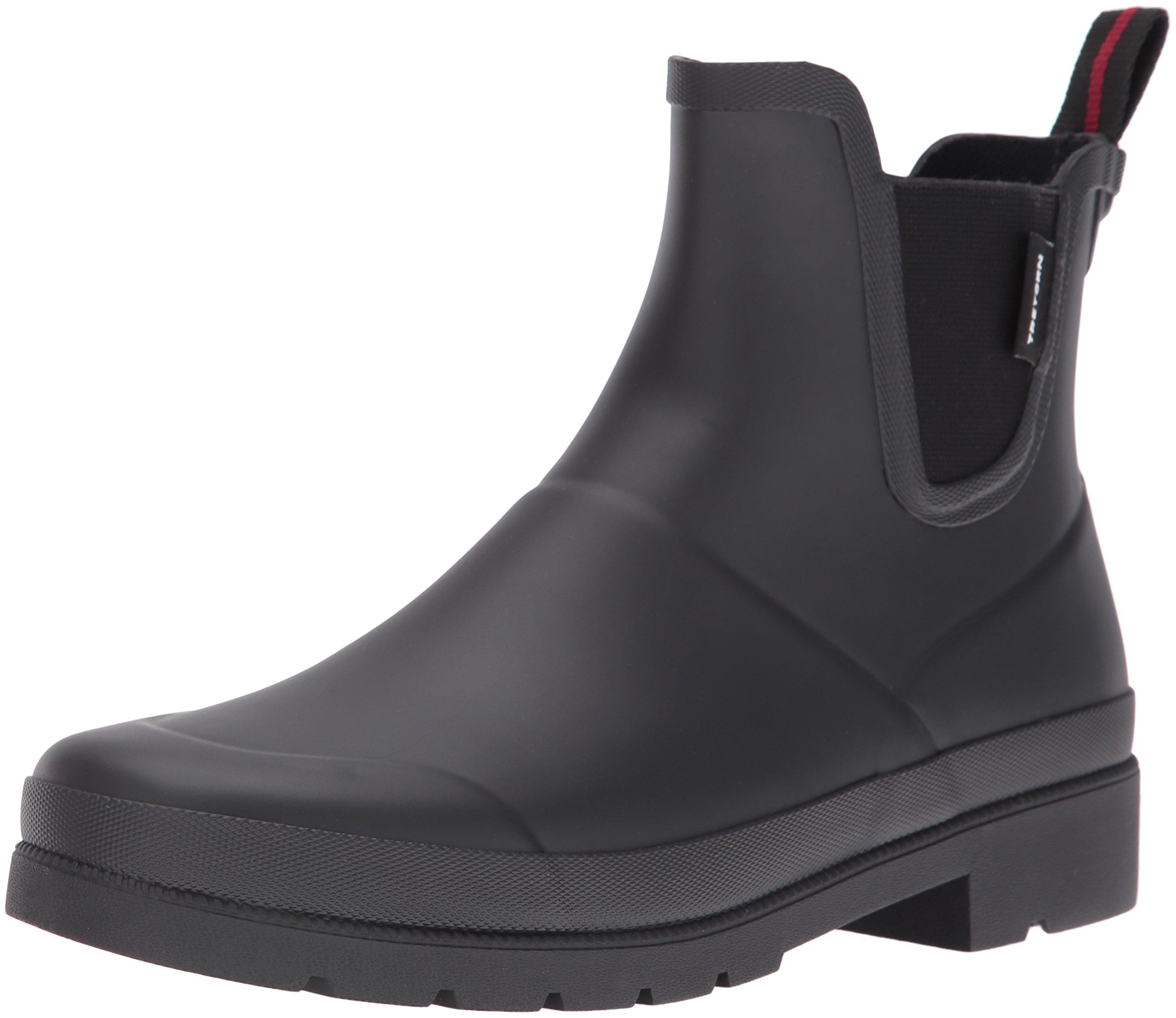 Tretorn Women's Lina Rain Boot, Black/Black, 6 M US