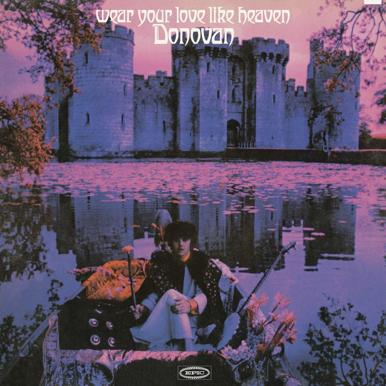 Vinilo : Donovan - Wear Your Love Like Heaven (Colored Vinyl, Purple)
