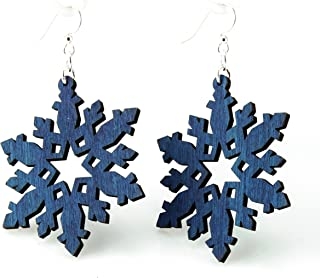 product image for Star Snowflake Earrings