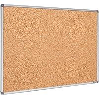 VISIONCHART Communicate Cork Pinboard 1500 x 1200mm