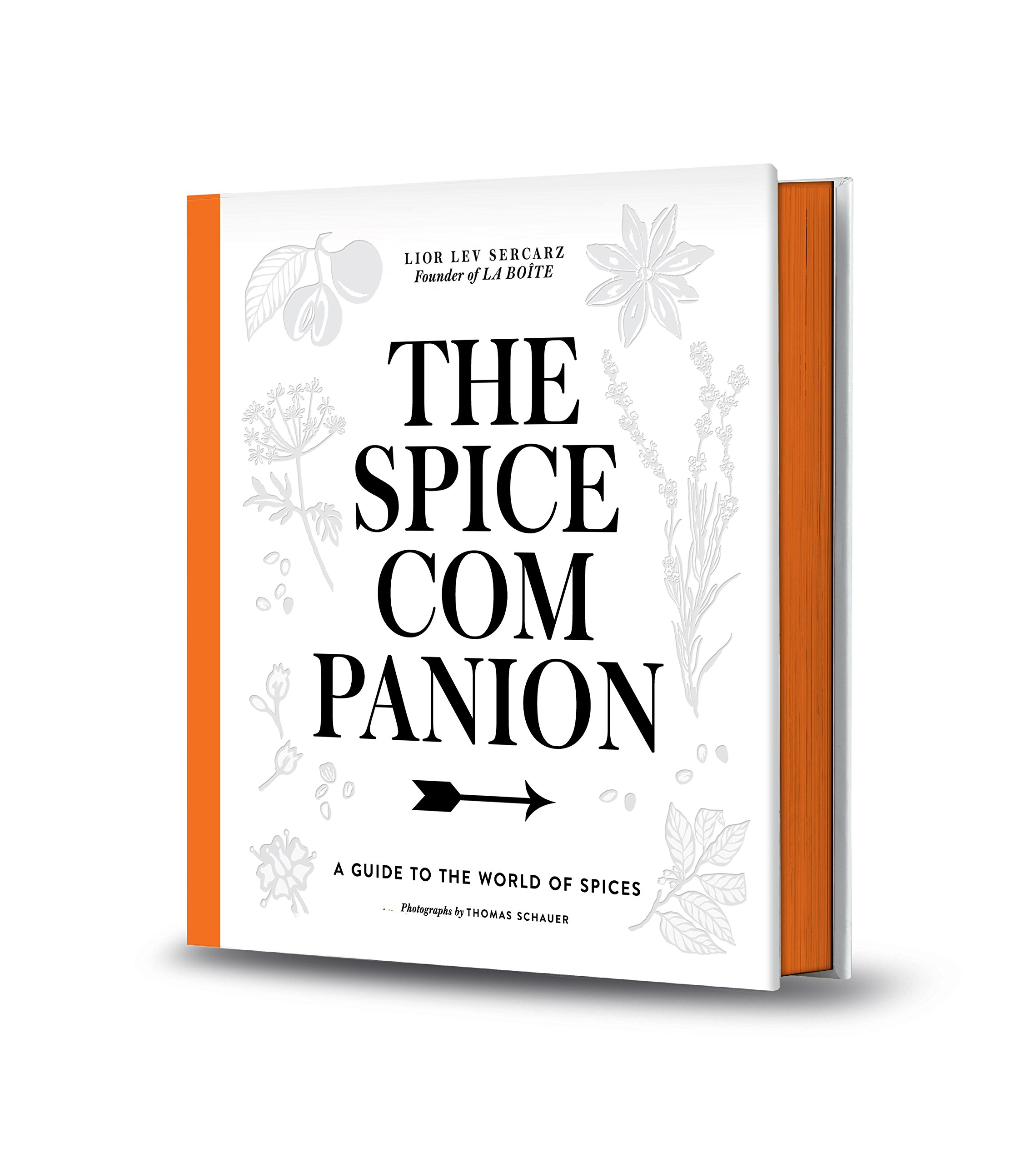 The Spicepanion: A Guide To The World Of Spices: Lior Lev Sercarz:  9781101905463: Amazon: Books