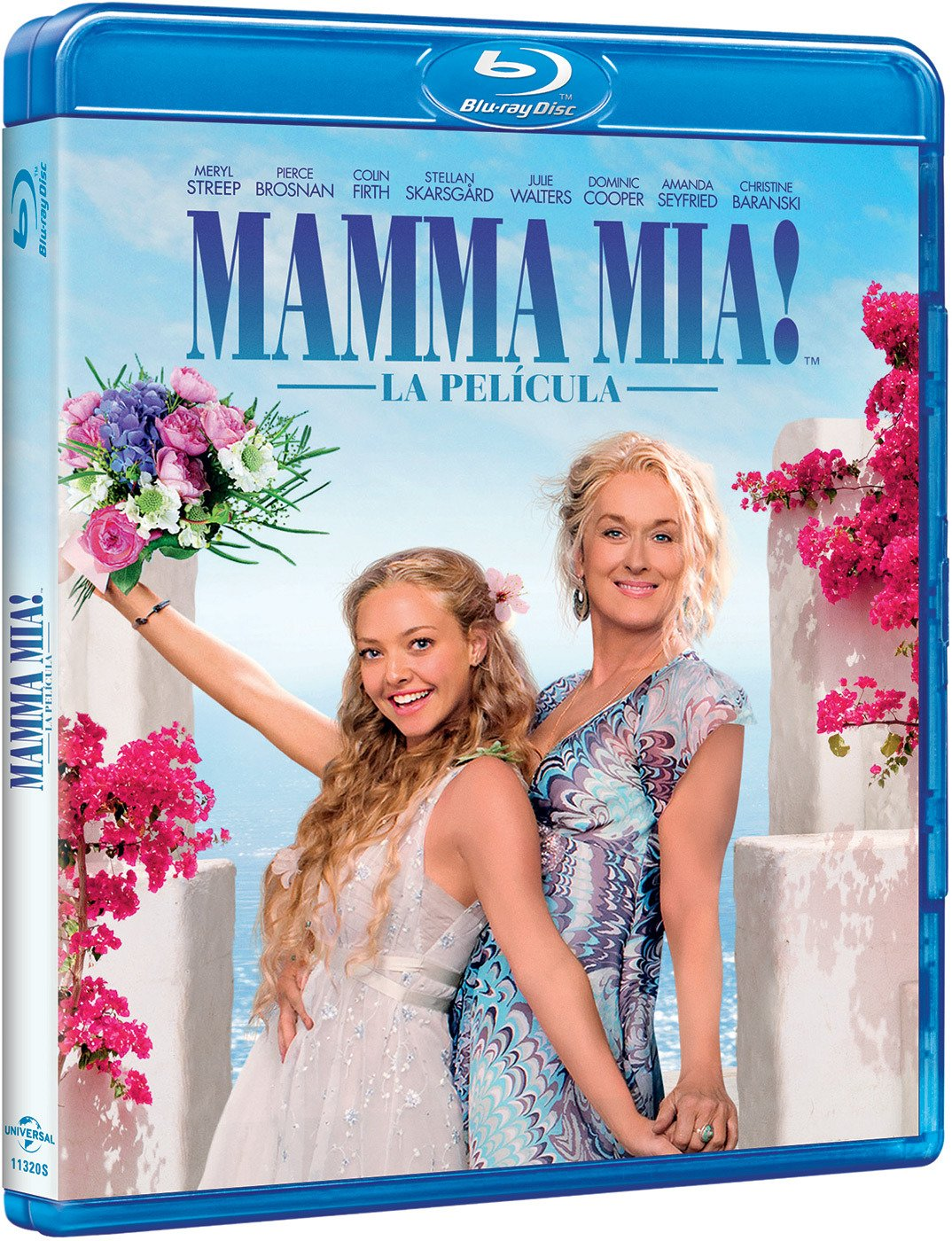 Mamma Mia 2018 [Blu-ray]
