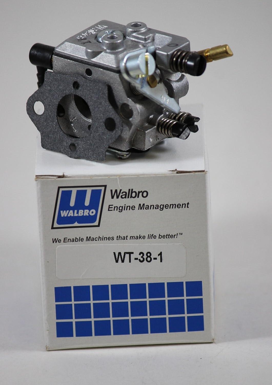 wt-38 - 1 Walbro carburador para STIHL FS51, FS61, FS65, FS85 FS90 ...