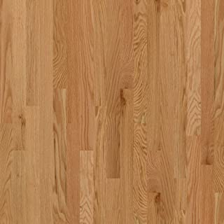 """product image for Shaw SW476-00700 Shaw SW476 Bellingham 3-1/4"""" Wide Smooth Solid Hardwood Flooring with ScufResist Platinum Finish - Sold by Carton (27/SF Carton)"""