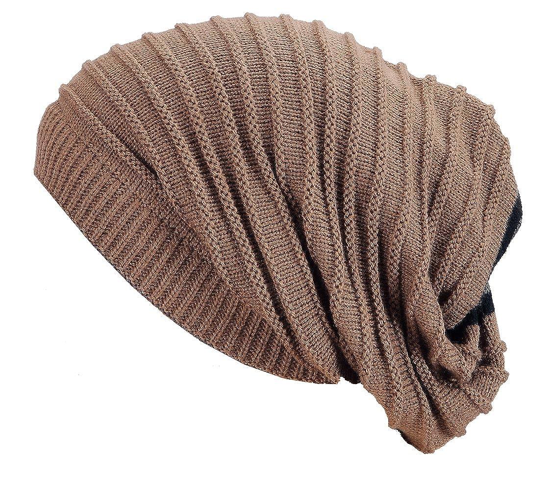 Manon Loop Scarf Buff et Bonnet long dans un - long cou surdimensionné Bonnet d'hiver bonnet de ski de snowboard oversize chaude écharpe de chapeau hommes et les femmes unisexe hiver Automne / Hiver 2013/14