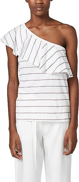 TALLA M. edc by Esprit Camiseta sin Mangas para Mujer