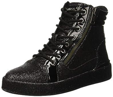 89ef1defb896 Guess Vanda, Baskets Hautes Femme  Amazon.fr  Chaussures et Sacs