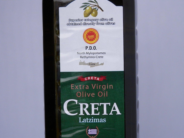 Creta Rachimasu 1000 ml de aceite de oliva virgen extra de produccioen de Grecia (2 Set): Amazon.es: Alimentación y bebidas