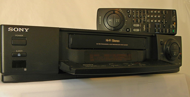 B001ERFJ1I SONY SLV-780HF 4 Head VCR & Remote RMT-V161 81af7Su53rL.SL1500_