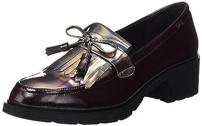 Rojo Color Collection Burdeos 51685 Mujer Para mila Zapatos Mtng zYAqZ