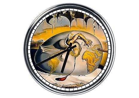 Reloj de Partete de acero Salvador Dali Metafisica