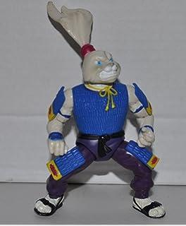 Amazon.com: Vintage Baxter Stockman (1989) Figure- de acción ...