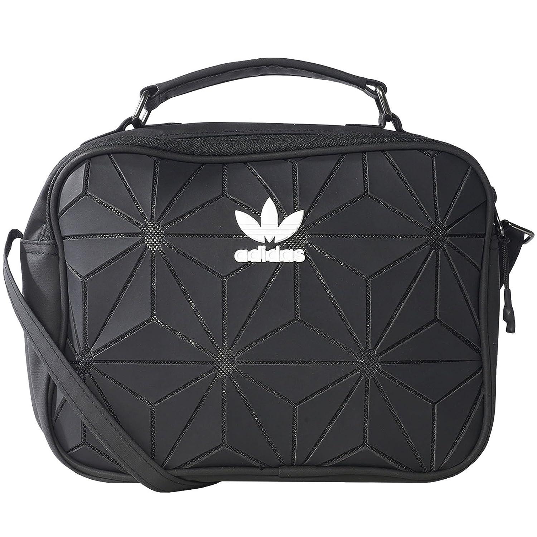dc605fe72f07 adidas Originals Mini Airliner Bag - Black: Amazon.co.uk: Shoes & Bags