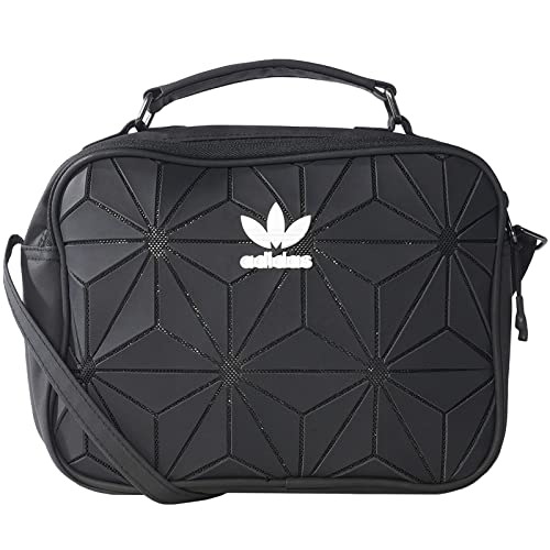 ca36ba495cc0fb adidas Originals Mini Airliner Bag - Black: Amazon.co.uk: Shoes & Bags