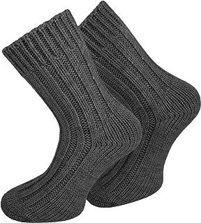 normani Bundeswehr Stiefelsocken lang bis unter das Knie mit Schurwolle und elastischem Abschluss 35-50