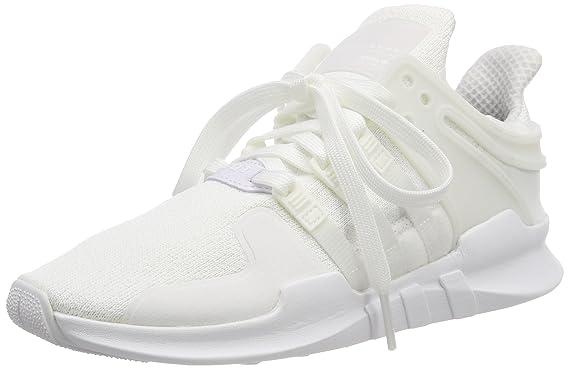 big sale b4e8f e0821 Amazon.com: Adidas Eqt Support Adv Mens Sneakers White: Clothing