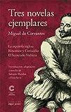 Tres novelas ejemplares: 79 (Algar Joven)