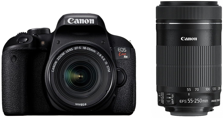 Canon デジタル一眼レフカメラ EOS Kiss X9i ダブルズームキット