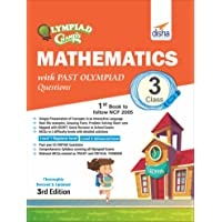Olympiad Champs Mathematics Class 3 with Past Olympiad Questions