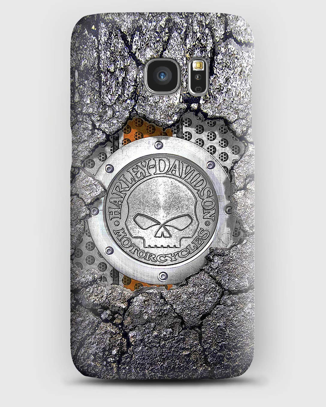 Harley-Davidson, Cover Samsung S5, S6, S7, S8, A3, A5, A8, J3,J5,